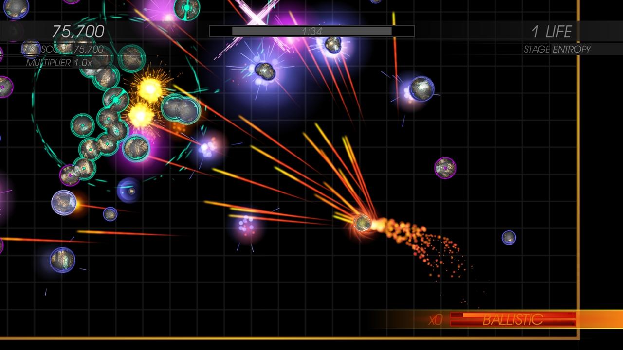 Screenshot of Ballistic SE