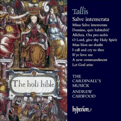 The Cardinall's Musick, Andrew Carwood - Missa Salve intemerata: Gloria