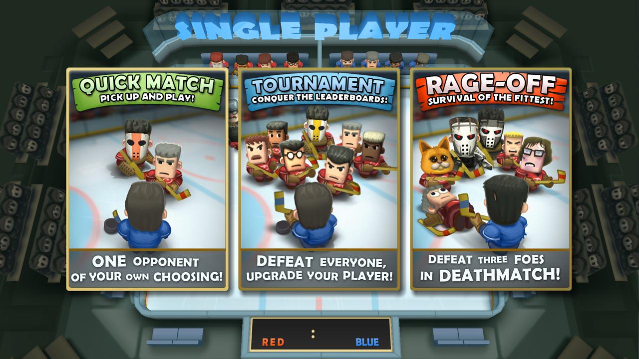 Screenshot of Ice Rage