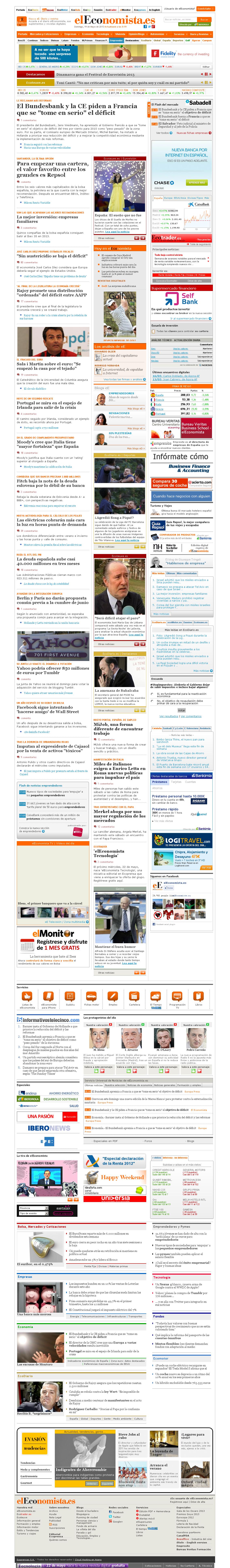 elEconomista at Sunday May 19, 2013, 7:05 a.m. UTC