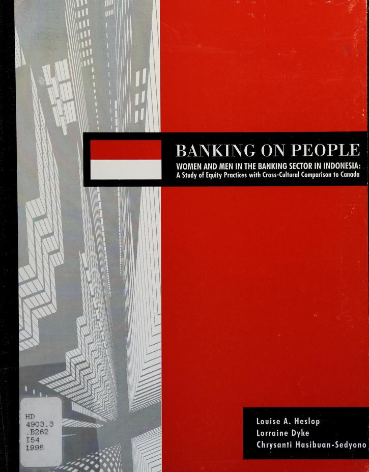 Banking on people by Louise A. Heslop