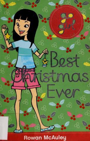 Cover of: Best Christmas ever | Rowan McAuley