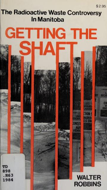 Getting the shaft by Walter Robbins