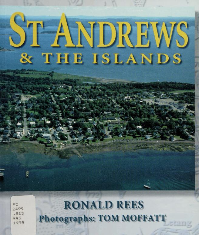 St Andrews and the Islands by Ronald Rees